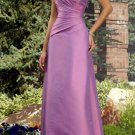 A-Line/Princess Sweetheart Floor-Length Taffeta Bridesmaid Dresses