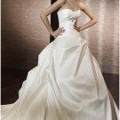 Ball-Gown Sweetheart Chapel Train princess wedding dresses