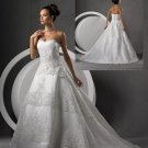 Sumptuous sumptuous formal strapless wedding dresses 2012