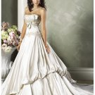 Sumptuous sumptuous formal strapless wedding dresses
