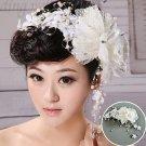 Bridal Jewelry white garland