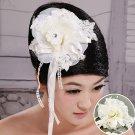 Accessories wedding dress the bride