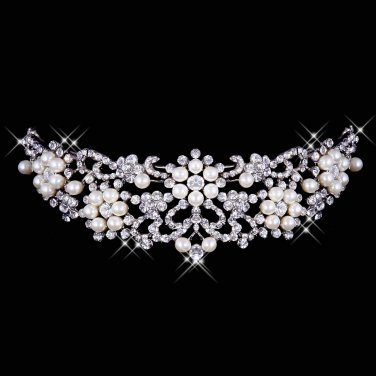 Luxury silver married Crown