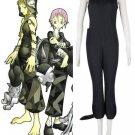 Soul Eater Medusa Black Cosplay Costume