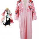 Bleach Kyoraku Shunsui Kimono 65 Cotton 35 Polyester Cosplay C