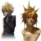Final Fantasy 7 Cloud Strife Cosplay Wig