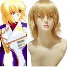 Mobile Suit Gundam Seed Cagalli Cosplay Wig