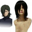 Gundam Allelujah Haptism Cosplay Wig