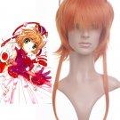 Short Tsubasa KINOMOTO SAKURA Nylon Cosplay Wig