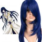 Blue 60cm DOLLS-Seiju Shikibu Nylon Cosplay Wig