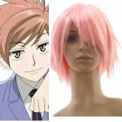 Oran High School Host Club Hitachiin Hikaru Cosplay Wig