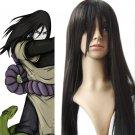 Naruto Orochimaru Cosplay Wig