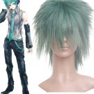 Light Green 35cm VOCALOID Mikuo Nylon Cosplay Wig
