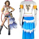 Final Fantasy X-2 Yuna Cosplay Costume
