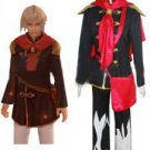 Final Fantasy Agito XIII Cosplay Costumes For Women