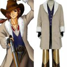 Final Fantasy VIII Irvine Kinneas Cosplay Costume