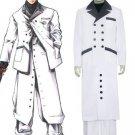 Final Fantasy VII Rufus Shinra Cosplay Costume