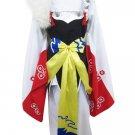 Inuyasha Sesshoumaru Cosplay Costume