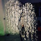 New 6ft/6ft LED Artificial Willow Tree Light  945pcs LEDs white Color Christmas/Party/Wedding Decor