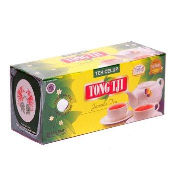TongTji Teh Celup Melati 50 gram Tong Tji Jasmine tea bags 25-ct @ 2 gr
