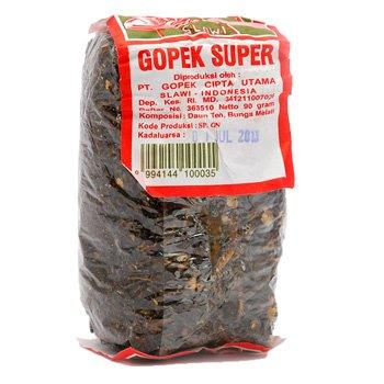 Gopek Teh Super Kaca 90 gram - Loose tea plastic bag