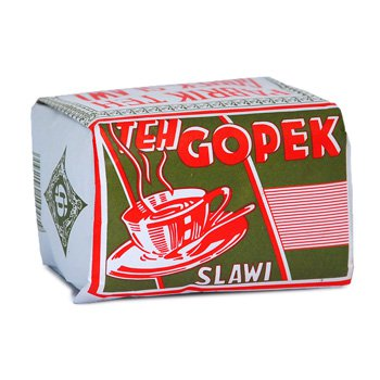Gopek Teh loose tea 80 gram paper bag