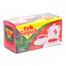 Gopek Teh Celup melati 50 gram jasmine tea bags with envelope 25-ct @ 2 gr