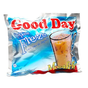 Good Day Freeze Mocafrio Coffee 300 gram instant mocca flavor 10-ct @ 30 gr