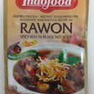 Indofood Bumbu Special Rawon 45 gram Instant Seasoning Mix for Spicy Beef in Black Nut Soup