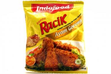 Indofood Bumbu Racik Ayam Goreng 29 gram instant Seasoning for fried chicken