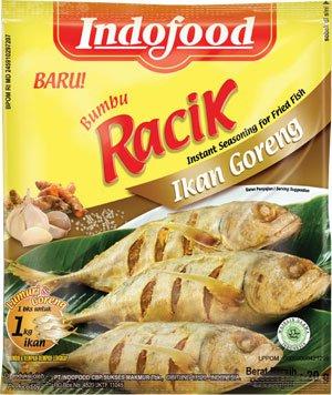 Indofood Bumbu Racik Racik Ikan Goreng 20 gram Instant Seasoning for Fried Fish