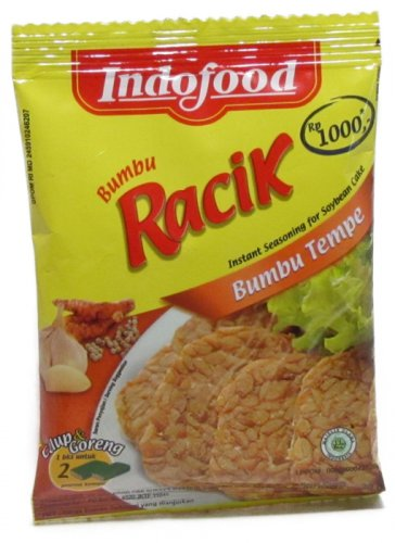 Indofood Bumbu Racik Tempe 20 gram Instant Seasoning for Soybean Cake