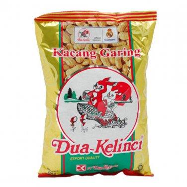 Dua Kelinci Kacang Garing 500 gram ((17.6 Oz) DK Roasted Peanuts