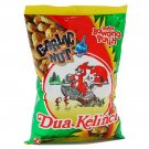 Dua kelinci Garlic Nut 250 gram (8.8 Oz) Roasted Peanuts Garlic Flavor
