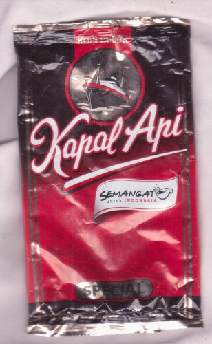 Kapal Api Special 65 gram Factory Ground Coffee