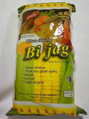 Bi Jag Bihun Jagung 150 gram (5.3 Oz) Corn Vermicelli