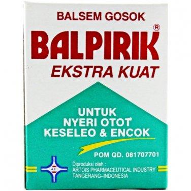 Balpirik Ekstra Kuat Hijau - Extra Strong Green Balm , 20 Gram
