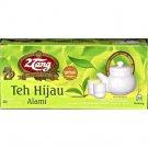 2Tang Green tea 50 gram tea bags - 2 Tang teh hijau 25-ct @ 2 gr