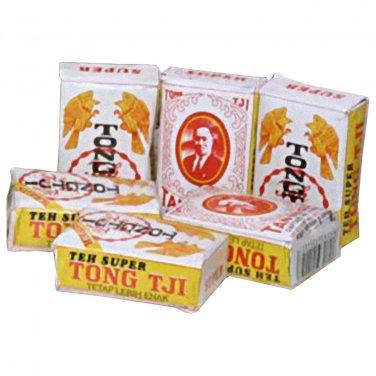 Tong Tji  Super teh melati Jasmine Tea, 10 gram (Pack of 10)