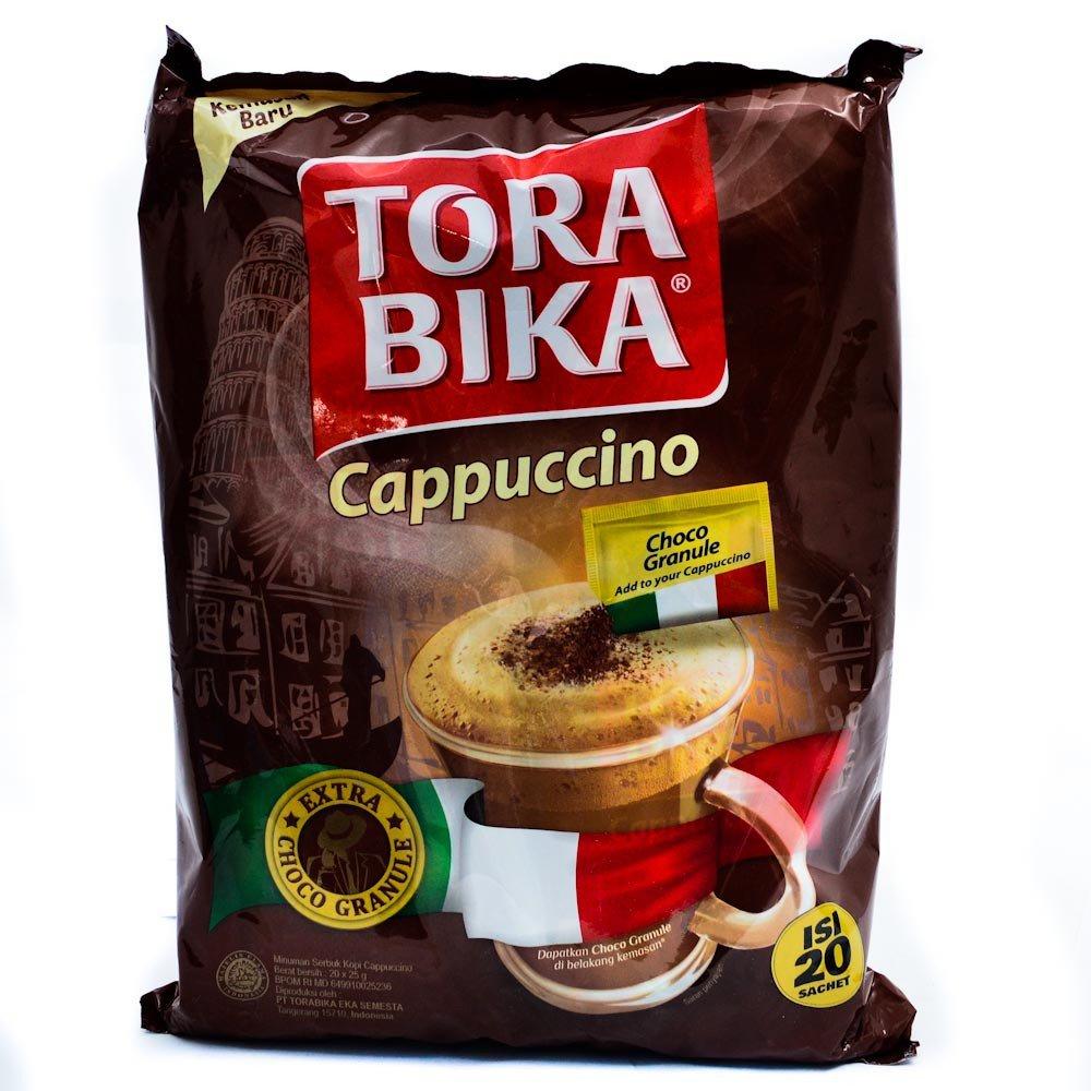 Torabika Cappucino With Extra Choco Granule 500 Gram Instant Coffee Kapal Api Special Mik 25gr 20 Ct 25 Gr