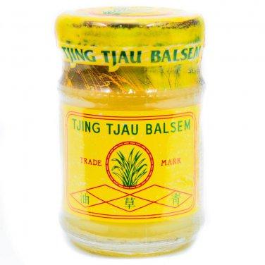 Tjing Tjau Yellow Balm , 20 Gram