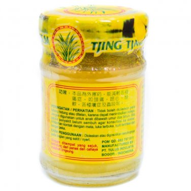 Tjing Tjau Yellow Balm , 36 Gram