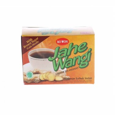 Miwon Jahe wangi 125 gram Ginger tea instan 5-ct @ 25gr