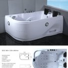 Two 2 Person Indoor Whirlpool Hot Tub Jacuzzi Massage Bathtub Hydrotherapy Jets