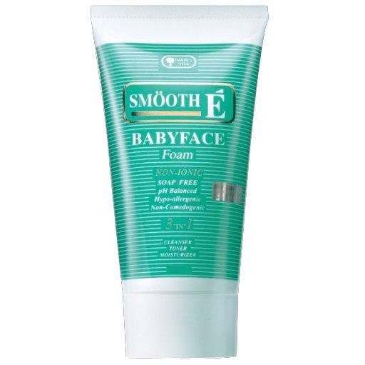 Smooth E Babyface Foam Non-Ionic Facial Cleanser 2.0 oz