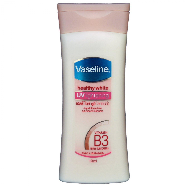 Vaseline Healthy White UV Lightening Body Lotion 120ml