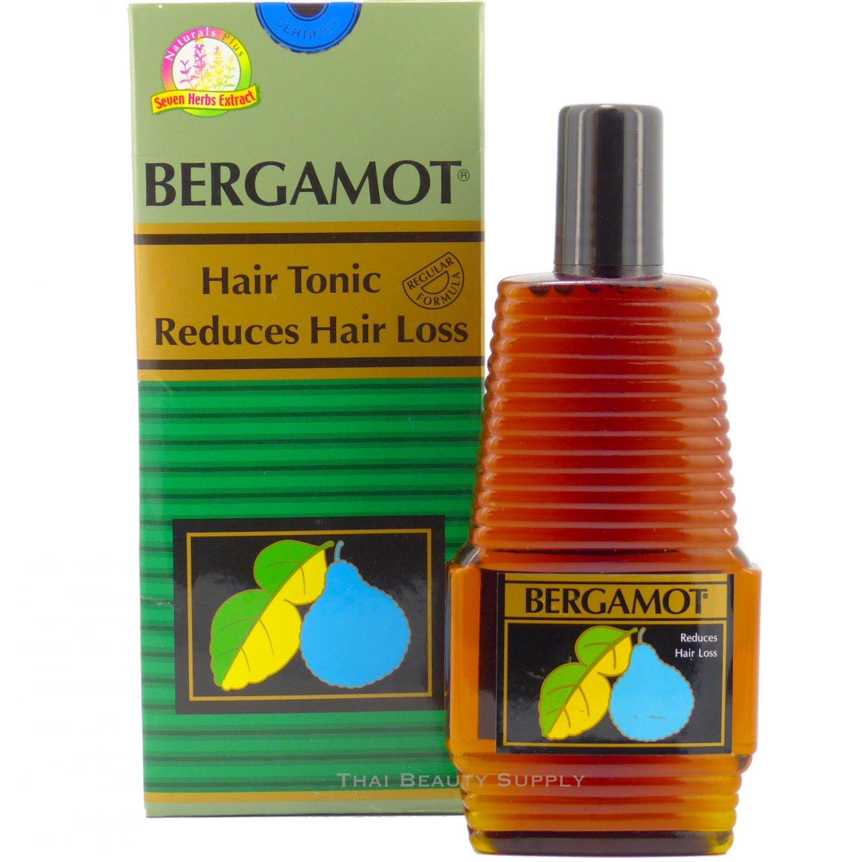 Bergamot Hair Tonic Reduces Hair Loss Regular Formula 100ml