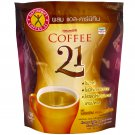 Naturegift Instant Coffee 21 Plus L-Carnitine Diet Weight Loss 10 Sachets