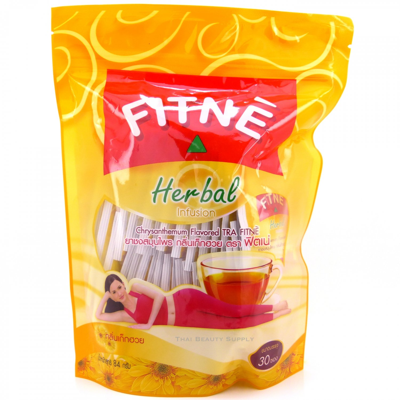 Fitne Tea Herbal Chrysanthemum and Senna 30 Teabags