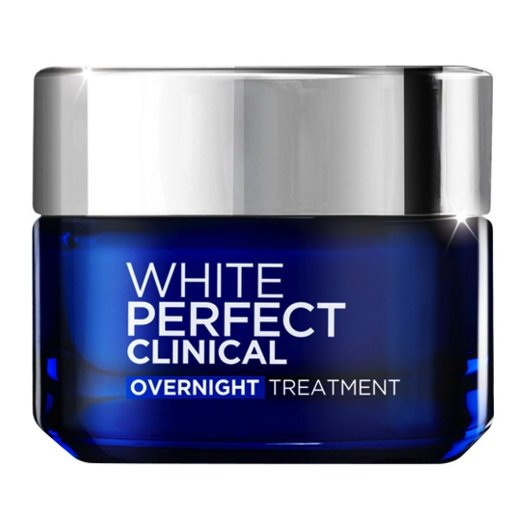 L'Oreal Paris White Perfect Clinical Overnight Anti Spot Treatment Night Cream